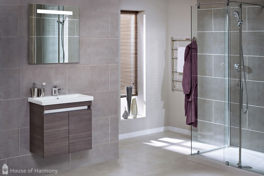 House of Harmony offer a full Installation package for Bathrooms - before