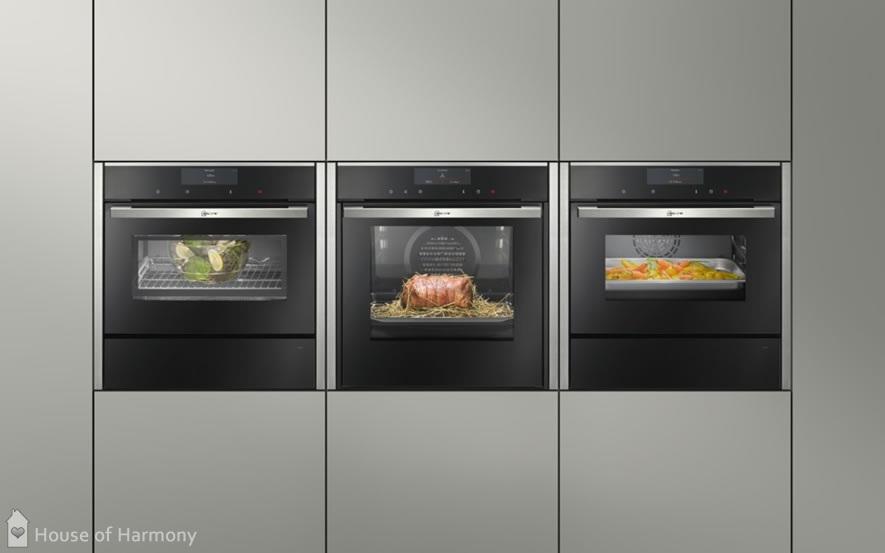 House of Harmony Showroom appliances - Neff Lifestyle image