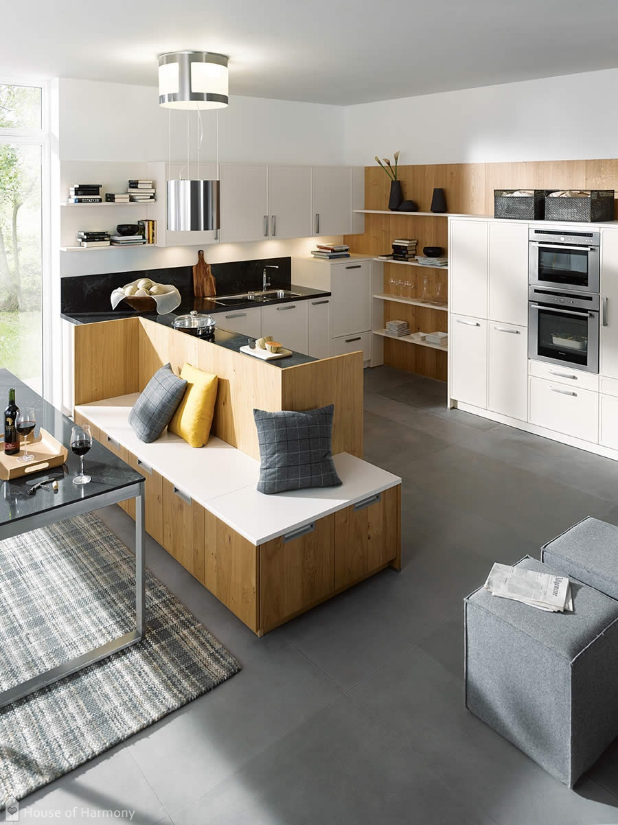 House of Harmony offer a full Installation package for Kitchens and Bathrooms