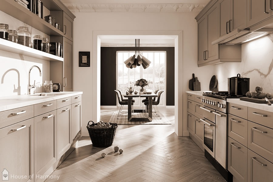 House of Harmony offer a full Installation package for Kitchens - after