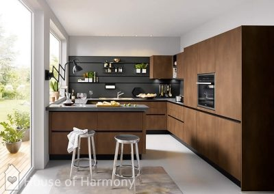 Schuller Kitchen Gallery at House of Harmony