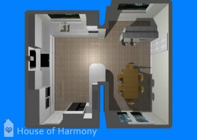 Schuller Kitchen Gallery - Attleborough kitchen 3D by House of Harmony