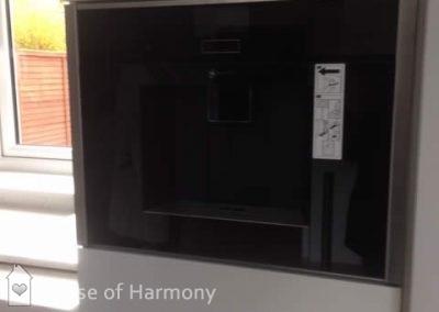 Schuller Kitchen Gallery - Attleborough kitchen by House of Harmony - coffee machine