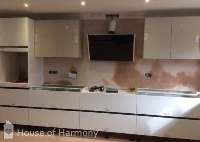 Schuller Kitchen Gallery - Attleborough kitchen by House of Harmony - fresh plaster
