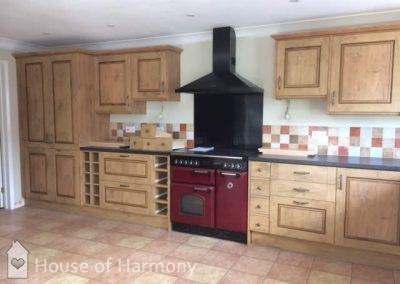Schuller Kitchen Gallery - Attleborough - original kitchen