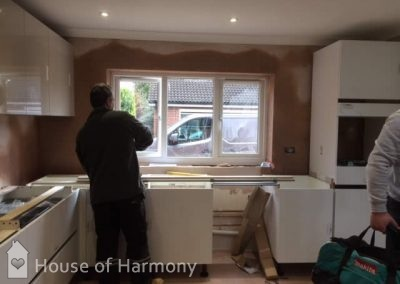 Schuller Kitchen Gallery - Attleborough kitchen by House of Harmony - fit out