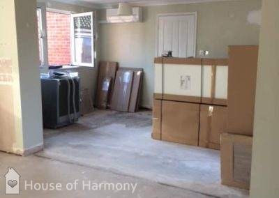 Schuller Kitchen Gallery - Attleborough kitchen by House of Harmony - stage 1