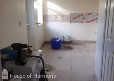 Schuller Kitchen Gallery - Attleborough kitchen by House of Harmony - strip out - 1