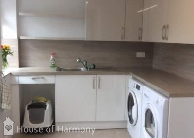 Schuller Kitchen Gallery - Attleborough kitchen by House of Harmony - utility