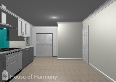 Schuller Kitchen Gallery - Bury St Edmunds 3D Colour2 by House of Harmony