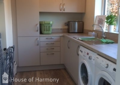 Schuller Kitchen Gallery - Bury St Edmunds - utility -1 by House of Harmony