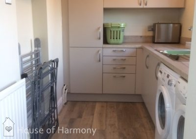 Schuller Kitchen Gallery - Bury St Edmunds - utility -2 by House of Harmony