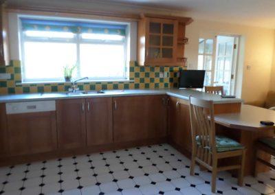 Schuller Kitchen Gallery Rattlesden before kitchen