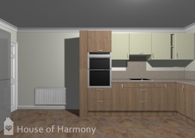 Schuller Kitchen Gallery - Stowmarket 3D Pic1 by House of Harmony