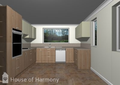 Schuller Kitchen Gallery - Stowmarket 3D Pic2 by House of Harmony