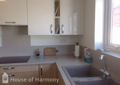 Schuller Kitchen Gallery - Stowmarket utility by House of Harmony