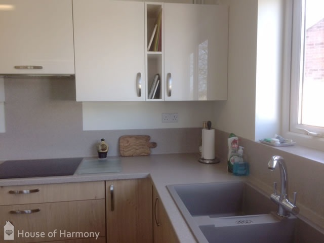 Schüller Kitchen at Bury St Edmunds by House of Harmony