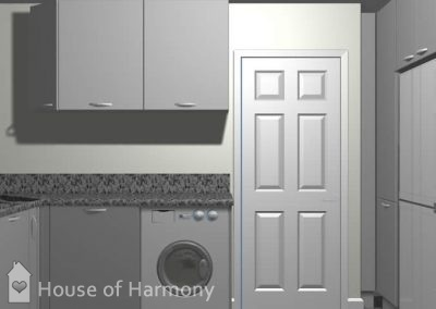 Schuller Kitchen Gallery - Thurston 3D by House of Harmony