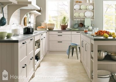 Schuller Kitchens at House of Harmony, kitchen showroom, Bury St Edmunds