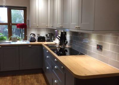 Schuller kitchen in lavenham