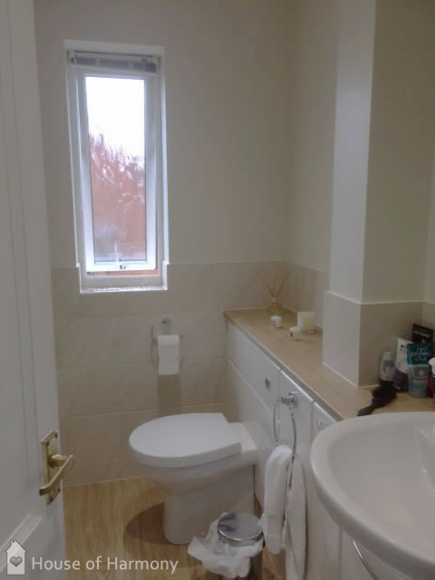 Badwell Ash Ensuite designed and installed by House of Harmony