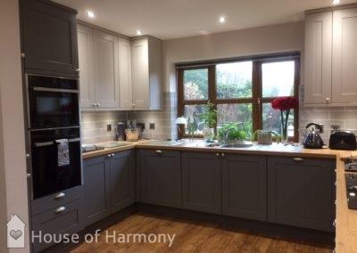 schuller kitchen lavenham