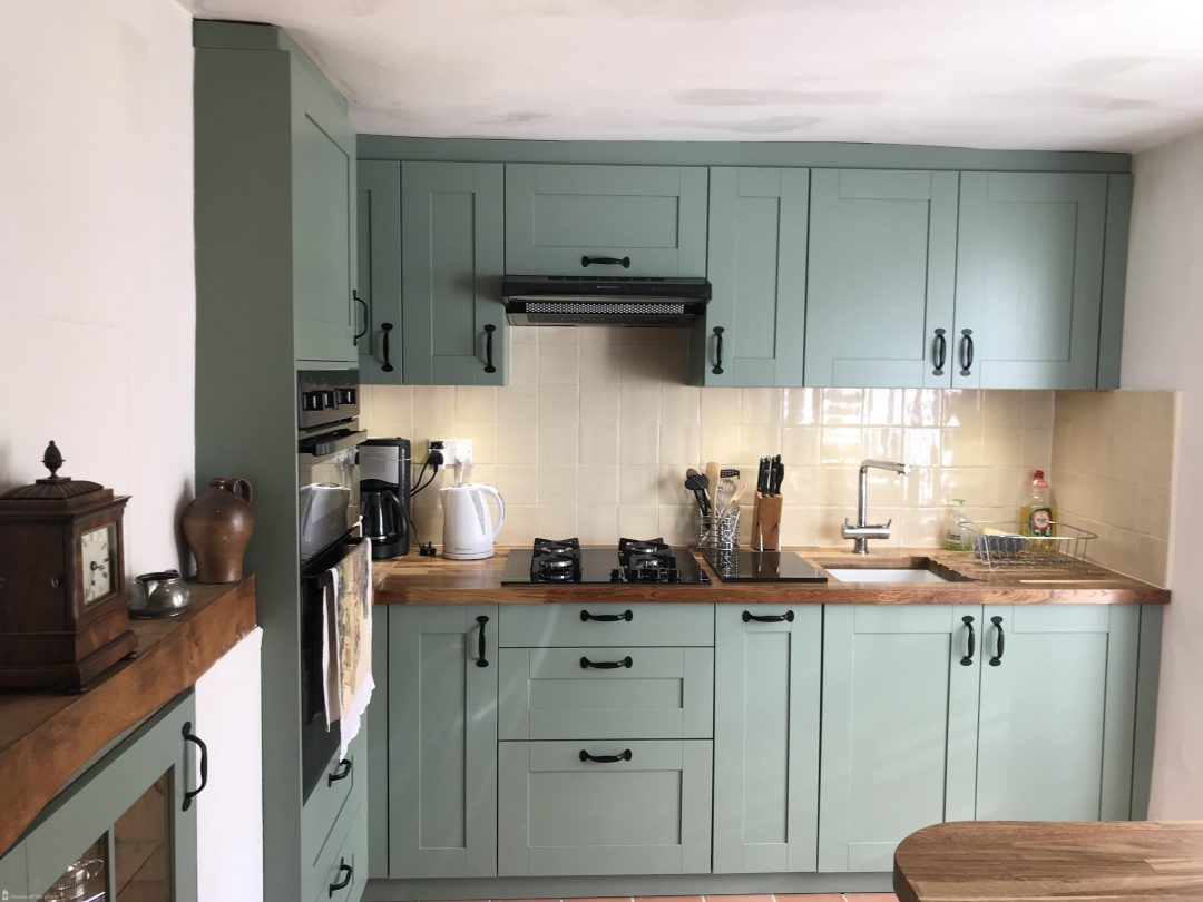 SCHULLER KITCHEN AT BURY ST EDMUNDS