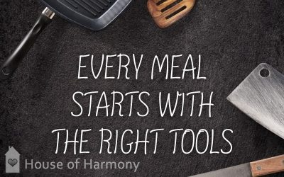 the right tools in the right kitchen