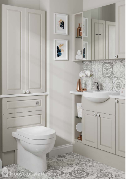Utopia Bathrooms Compact Elegance